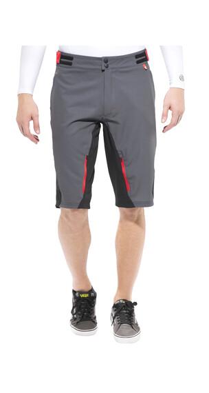 Cube Blackline Shorts Herren black'n'grey'n'red